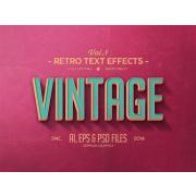 Vintage sign - Teksty -
