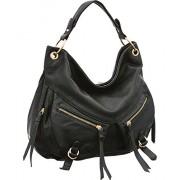 Vitalio Vera Valencia Utilitarian Crossbody Hobo Handbag - Hand bag - $68.00