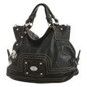 Vitalio Vera Wylde Large Crossbody Convt Satchel Handbag - Hand bag - $76.95
