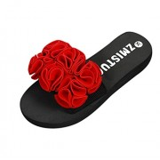 WILLTOO Clearance Womens Flip-Flops Summer Fashion Indoor&Outdoor Beach Slipper Sandals - Sandale - $6.56  ~ 41,67kn