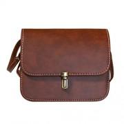 WILLTOO Womens Leather Handbag Fashion Satchel Purse Shoulder Tote Messenger Crossbody Bag - Hand bag - $1.99
