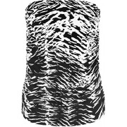 WearAll Women's Animal Print Long Boob Tube Bandeau Sleeveless Top - Shirts - $2.07