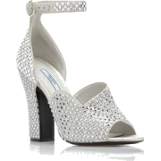 White Crystal Shoe 2 - Other -