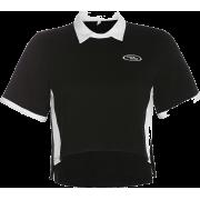 Wild color split split pullover - Majice - kratke - $25.99  ~ 165,10kn