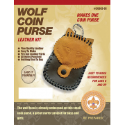 Wolf Coin Purse - Background -