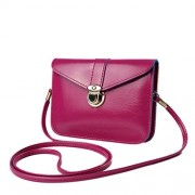 Woman Shoulder Bag Mini Leather Cheap CrossBody Bag for Girl by TOPUNDER - Hand bag - $4.99