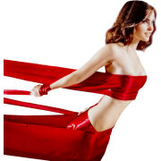 Woman Red - Persone -