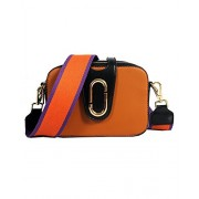 Women Small 2 Main Porckets Messenger Hobo Wide Strap Shoulder Bag Crossbody Purses Satchel - Bag - $24.99