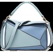 Women Faux-Leather Messenger Bag with Pi - 手提包 - $49.99  ~ ¥334.95