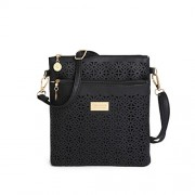 Women Medium Shoulder Bag Handbag Cross-body Bags Cheap Colors for Girl by TOPUNDER ZU - Hand bag - $7.99
