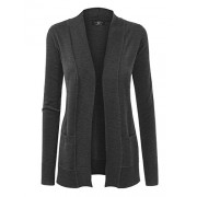 Women Open Front Knit Cardigan - Camisas - $19.50  ~ 16.75€