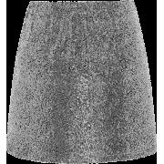 Women's Sparkle Sequin Skirt Mini Dress - Skirts - $26.99