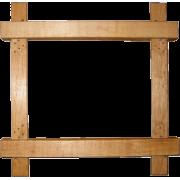 Wood Frame - Frames -