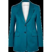 Wool blazer - Marynarki -