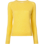 Yellow Jumper - Long sleeves shirts -