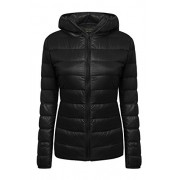 Yidarton Women's Lightweight Packable Hooded Coat Outwear Puffer Down Jacket - Jakne in plašči - $24.99  ~ 21.46€