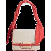 Z Spoke  Canvas ZS422 Shoulder Bag Poppy - Bag - $119.00