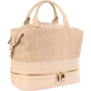 Z Spoke Zac Posen  Judy ZS1013 Satchel,Ivory,One Size - Bag - $221.96