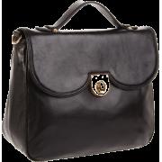 Z Spoke Zac Posen  Zac Sac ZS1003 Shoulder Bag Black - Bag - $395.00