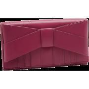 Z Spoke Zac Posen Shirley ZS1316 Clutch Boysenberry - Clutch bags - $325.00
