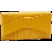 Z Spoke Zac Posen Shirley ZS1316 Clutch Marigold - Clutch bags - $325.00