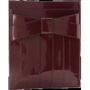 Z Spoke Zac Posen Shirley ZS1352 Wallet Burnt Plum - Wallets - $45.50