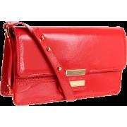 Z Spoke Zac Posen Women's Americana East/West Flap Bag Tomato - Bag - $318.50