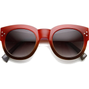 ZERO UV burgundy sunglasses - Occhiali da sole -