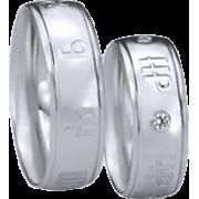 Vjenčano prstenje ER 408 - Anillos -