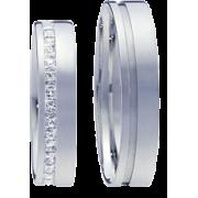 Vjenčano prstenje ER 501 - Anillos -