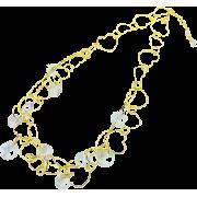 メタルハートネックレス/ゴールド - Jewelry - ¥6,930  ~ $61.57