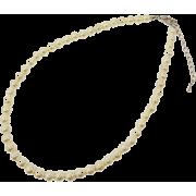 パールネックレス/ホワイト - Jewelry - ¥6,300  ~ $55.98