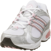adidas Women's a3 OutRunning Shoe Running Shoe White/Pearl Pink - Sneakers - $69.90