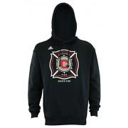 adidas Men's Chicago Fire Fleece Hoodie - Shirts - $29.99