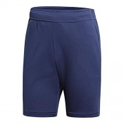 adidas Men`s Climachill Tennis Short Noble Indigo-() - Shorts - $60.00