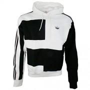 adidas Originals Asymm Block Hoody - Outerwear - $92.44  ~ 79.40€