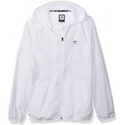 adidas Originals Men's Skateboarding Blackbird Wind Jacket - Outerwear - $64.95