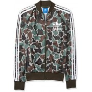 adidas Originals Men's Superstar Track Jacket - Outerwear - $39.00  ~ ¥261.31