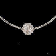 ドブロブニクのボタン(シルバー)アンジェオ /angeo - Necklaces - ¥7,200  ~ $63.97