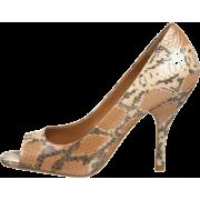 Ariel Open-Toe Pump - Shoes - $29.99