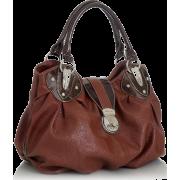 Large ''Sandra'' Hobo Handbag - Clutch bags - $49.95