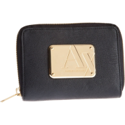 Zippered Wallet - Wallets - $39.00