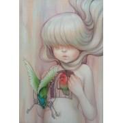 art, illustration - Ozadje -