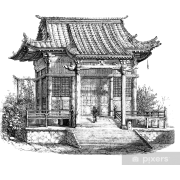 asian temple - Edificios -