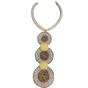 bead necklace - Ожерелья -
