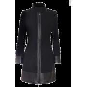 black jacket - Jacket - coats -