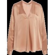 blouse satin - Bolero -