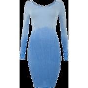 Dresses Blue - 连衣裙 -