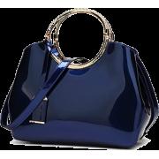 blue bag1 - Hand bag -