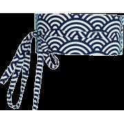 blue obi belt - Remenje -